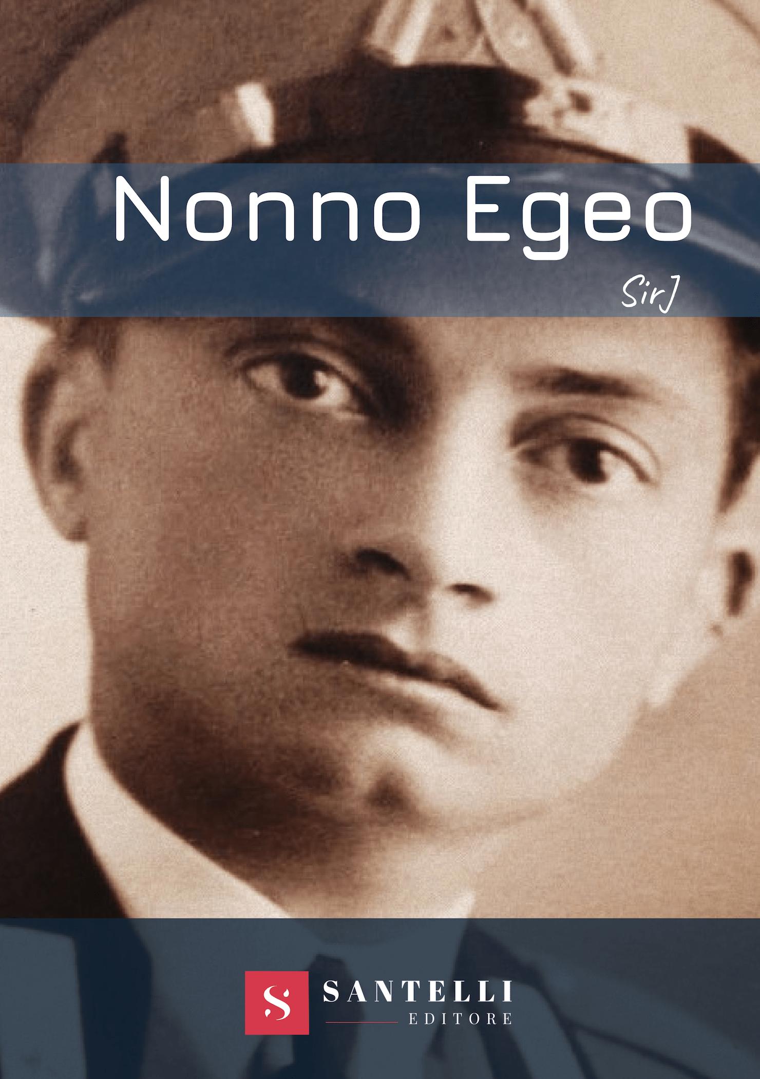 Nonno Egeo, Sergio Calcagnile - coverfront