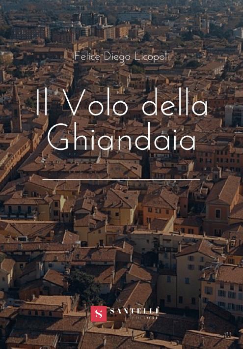 Cover front, Il volo della Ghiandaia - Diego Licopoli