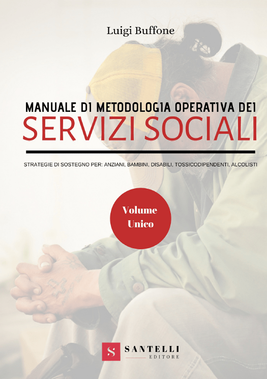 Manuale dei servizi sociali, Luigi Buffone coverfront