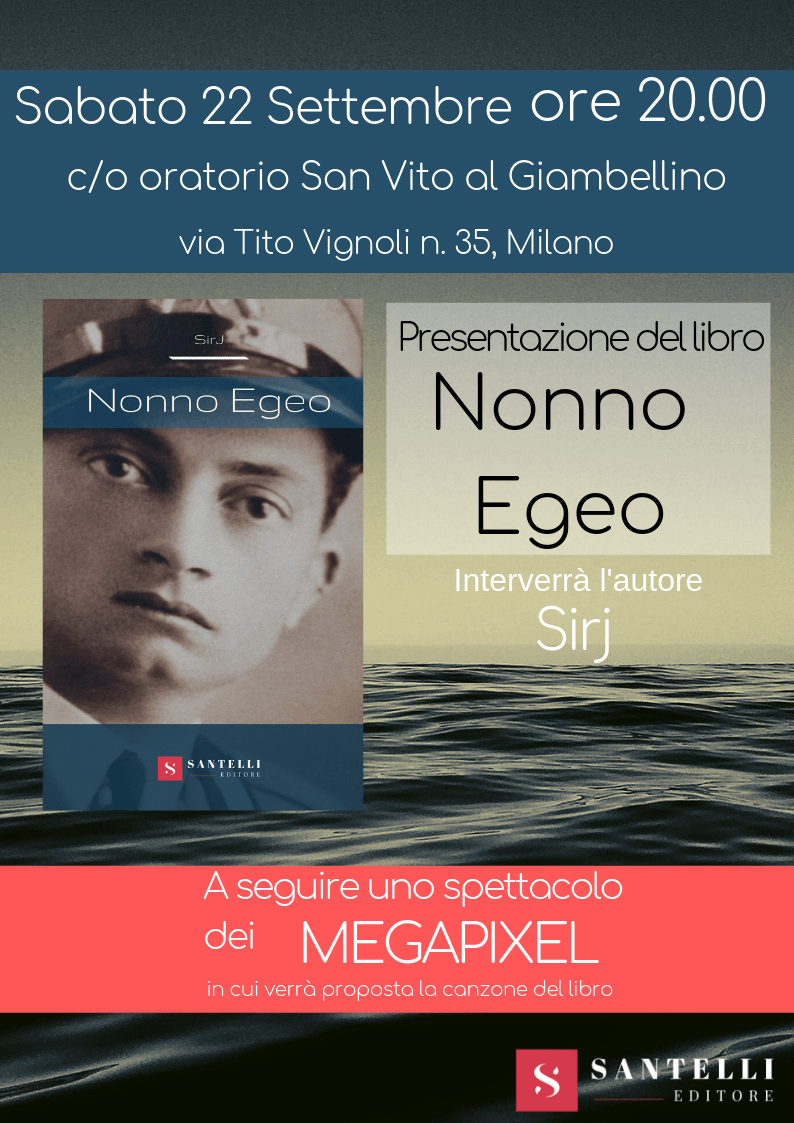 Presentazione Nonno Egeo