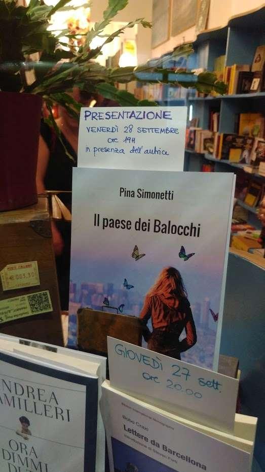 Il libro sull'Erasmus sbarca a Barcellona, Simonetti presenta 'Il paese dei Balocchi'