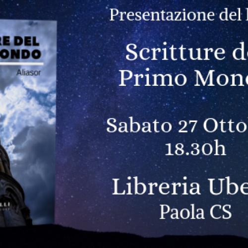 Il libro sulle divinità verrà presentato nella città di San Francesco di Paola (CS)