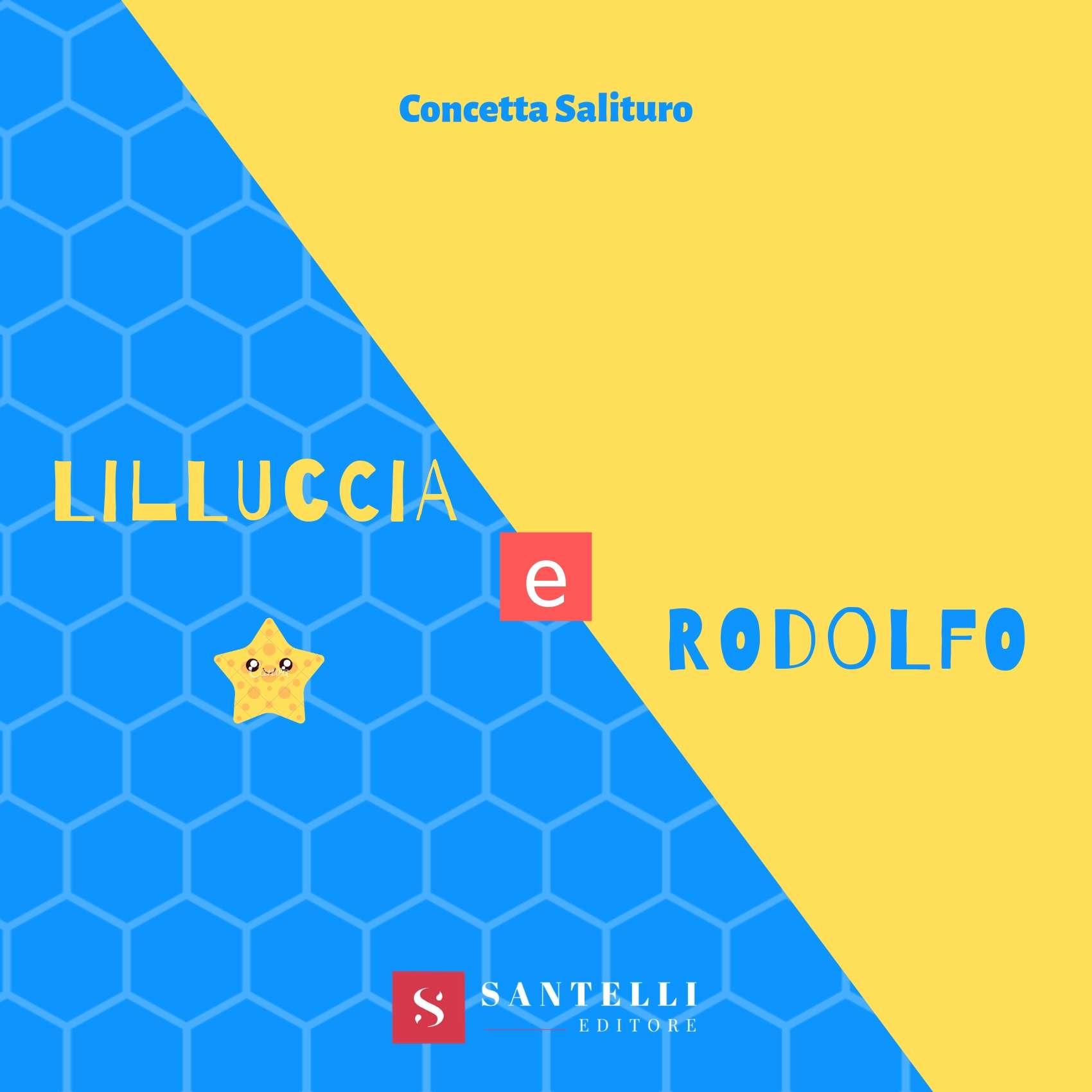 Lulluccia e Rodolfo, Concetta Salituro - coverfront