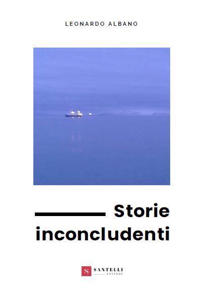 Storie inconcludenti, Leonardo Albano - coverfront