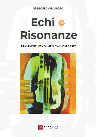 Echi e risonanze, Gregorio Viglialoro coverfront