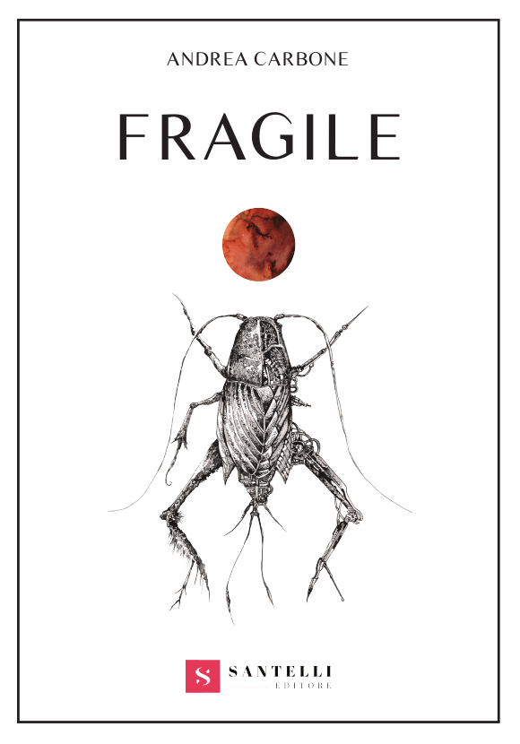 Fragile, Andrea Carbone - coverfront
