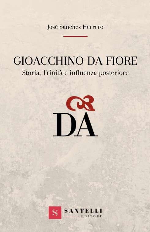 Gioacchino da Fiore, Herrero - coverfront