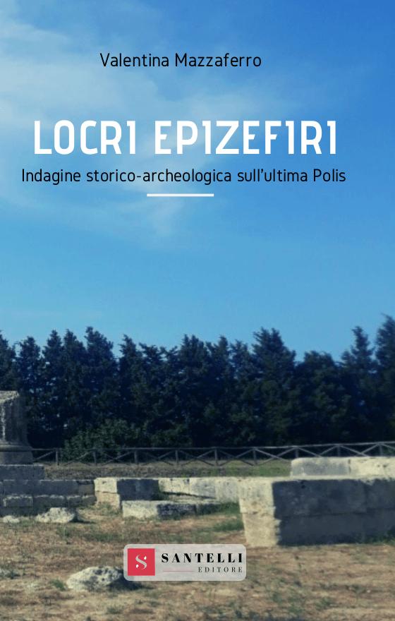 Locri Epizefiri, Valentina Mazzaferro - coverfront