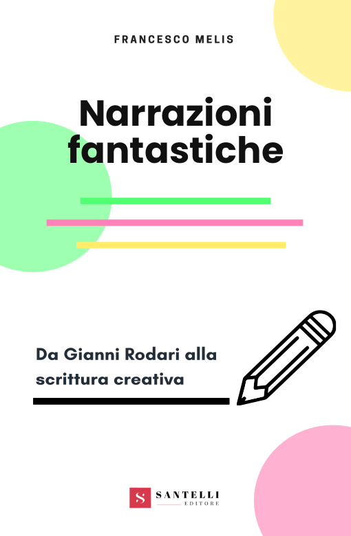 Narrazioni Fantastiche, Francesco Melis - coverfront