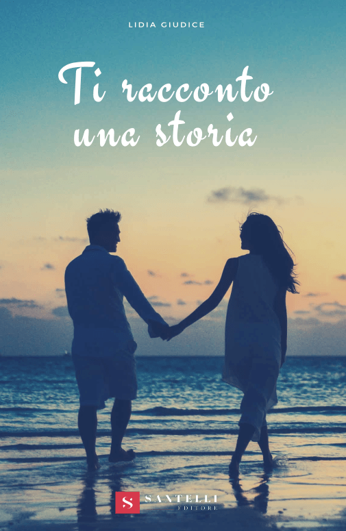 Ti racconto una storia, Lidia Giudice - coverfront