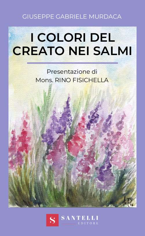 I colori del Creato nei Salmi, Giuseppe Murdaca - coverfront
