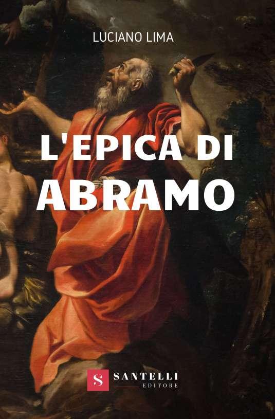 L'epica di Abramo, Luciano Lima - coverfront
