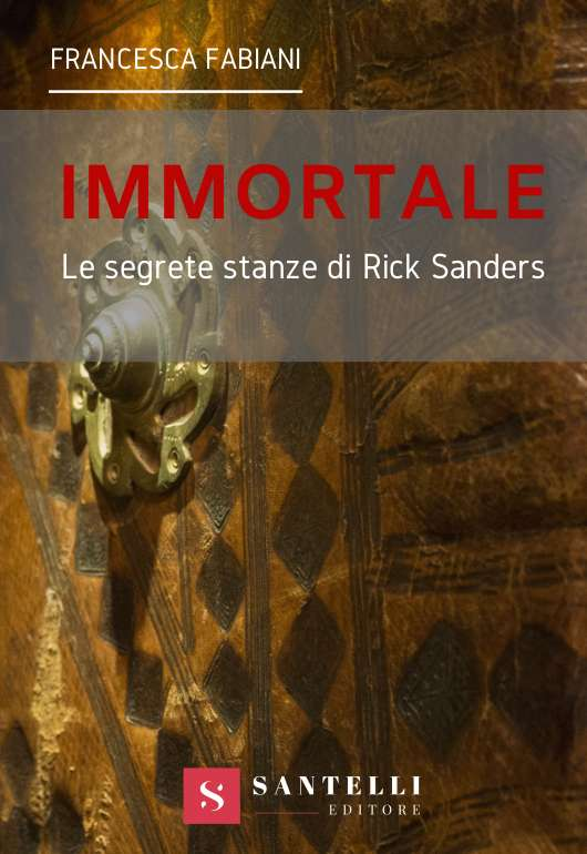 Immortale, Francesca Fabiani - coverfront