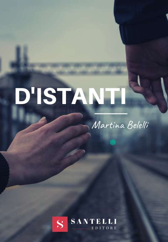 D'istanti, Martina Belelli - coverfront