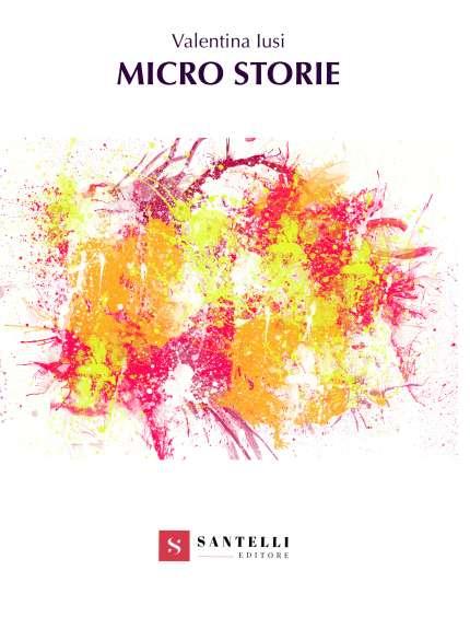 Micro storie, Valentina Iusi - coverfront