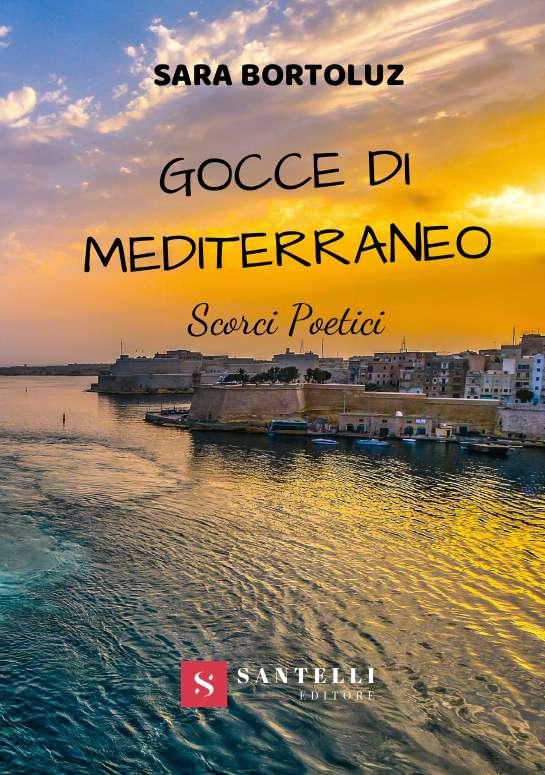 Gocce di Mediterraneo, Sara Bortoluz - coverfront