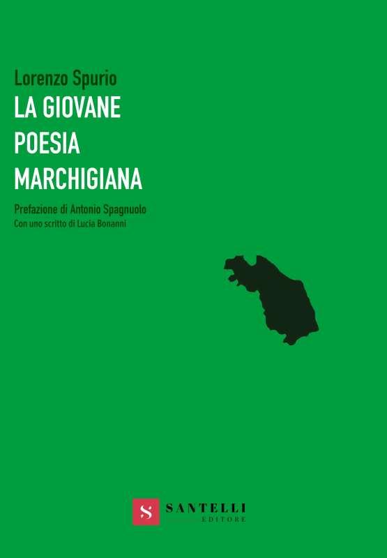 La giovane poesia marchigiana, Lorenzo Spurio - coverfront