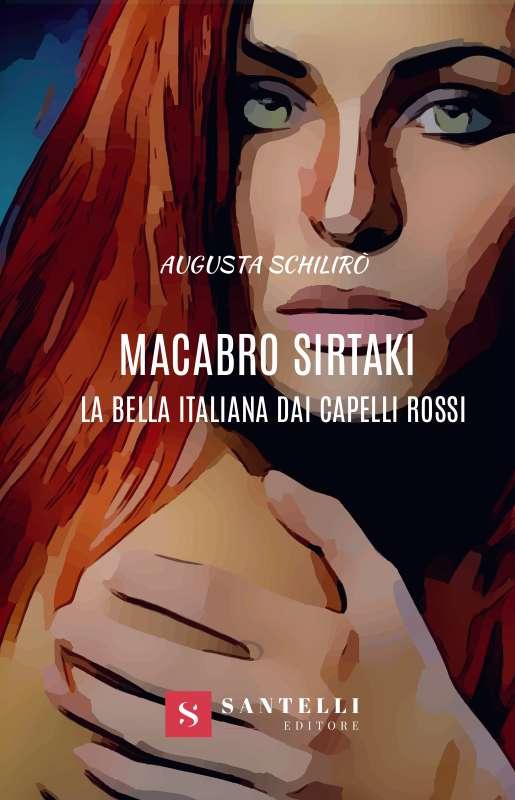 Macabro sirtaki, Augusta Schilirò - coverfront