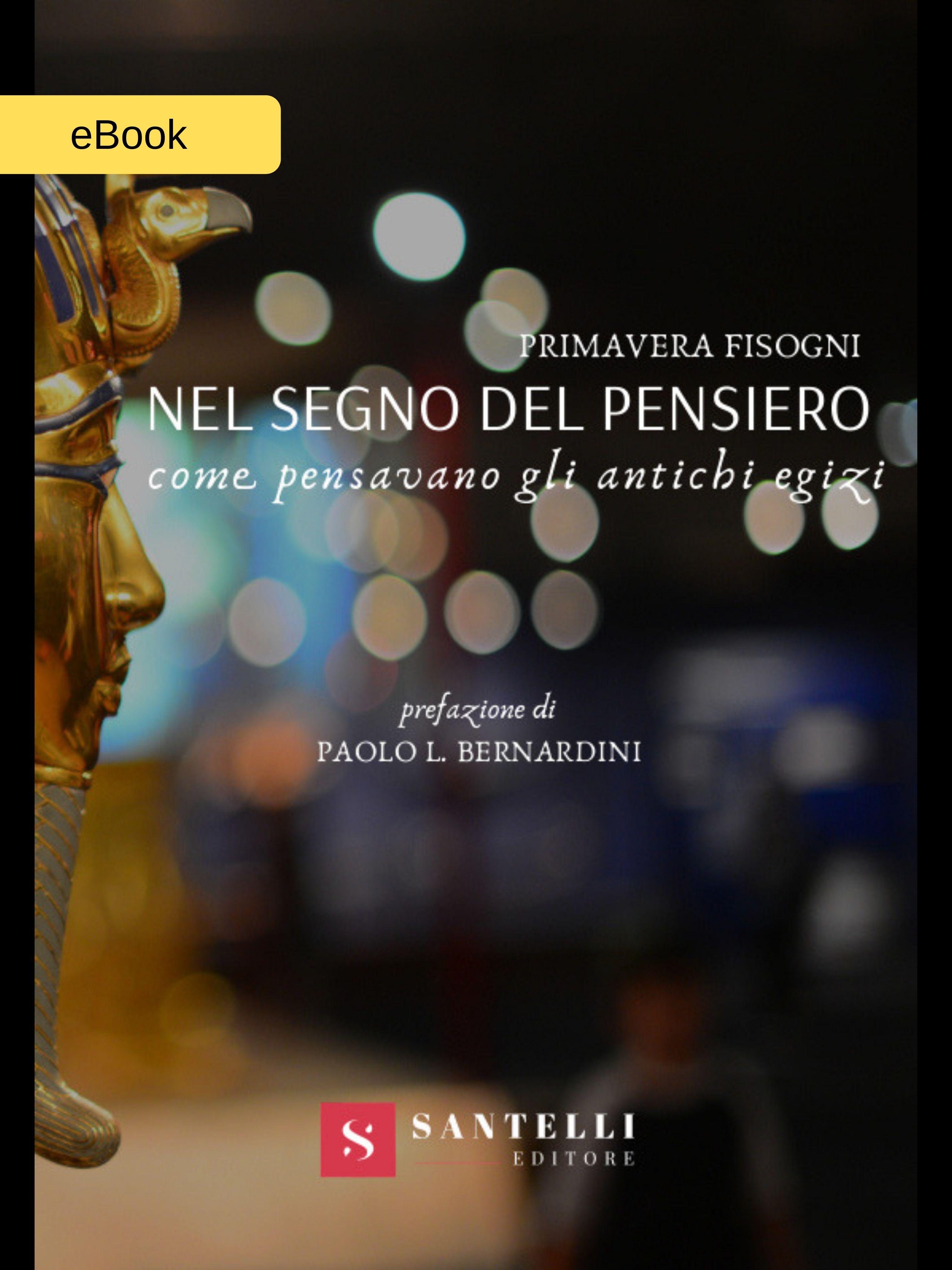 Nel segno del pensiero (eBook), Primavera Vera Fisogni - cover