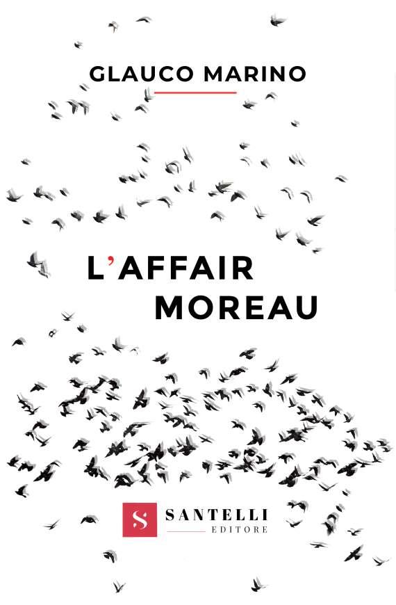 L'Affair Moreau, Glauco Marino - coverfront