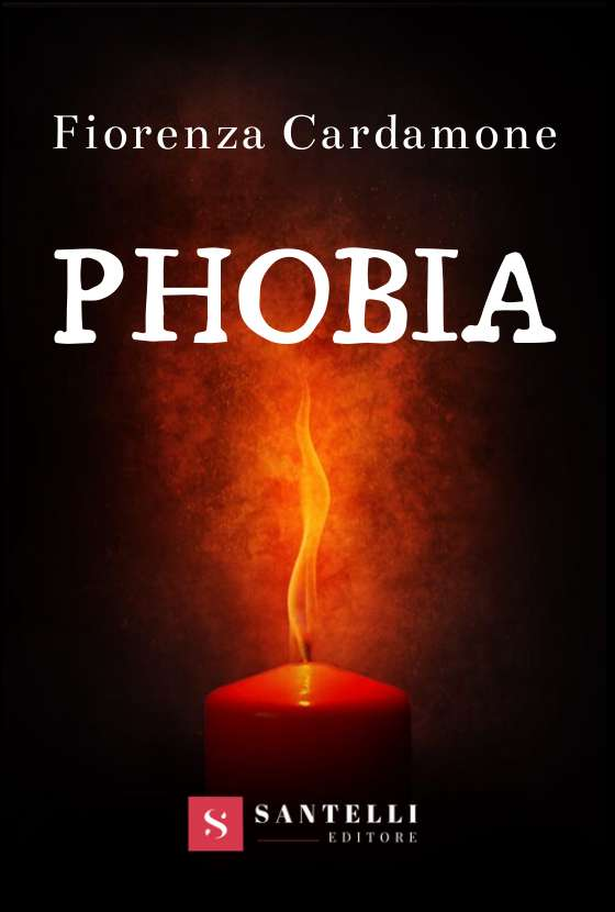 Phobia, Fiorenza Cardamone - cover front