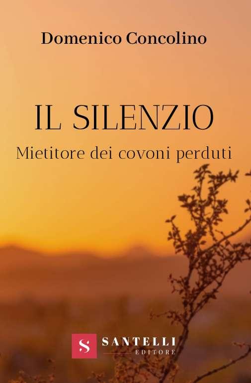 Il silenzio, Domenico Concolino - coverfront