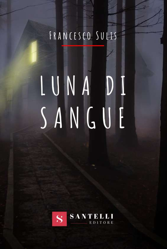 Luna di sangue, Francesco Sulis - cover front