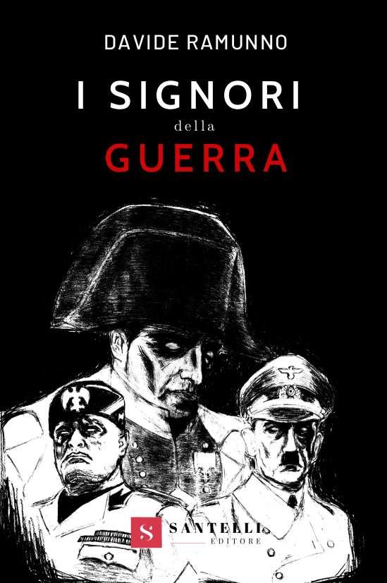 I Signori della Guerra, Davide Ramunno - cover front
