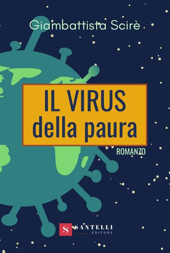 Il virus della paura, Giambattista Scirè - cover front