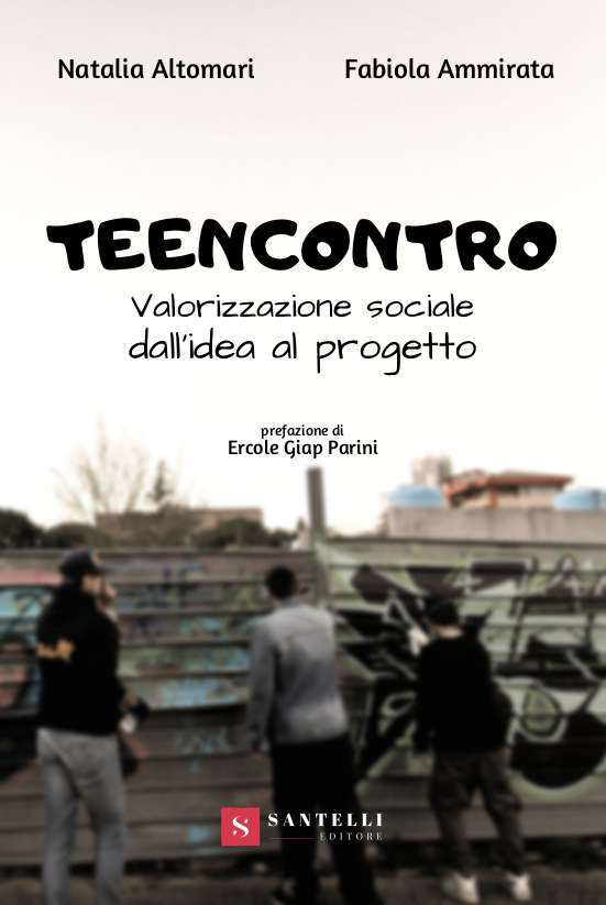 Teencontro - cover FRONT