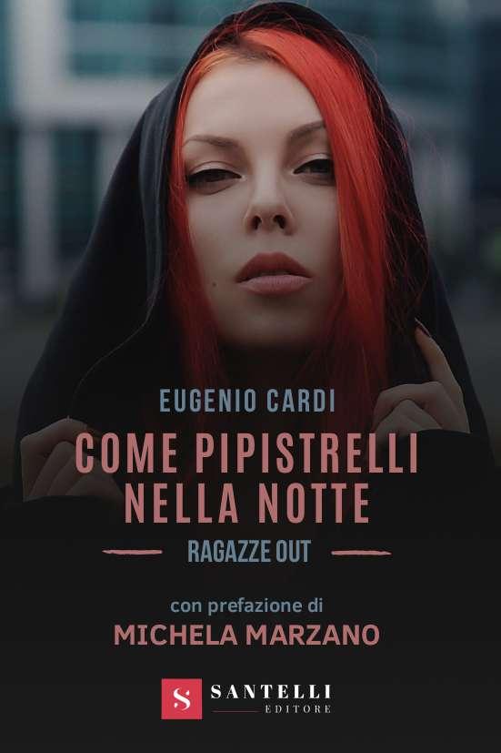 Come pipistrelli nella notte, Eugenio Cardi - cover front