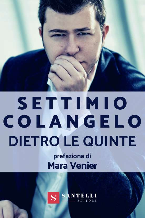 Dietro le quinte, Settimio Colangelo - cover front