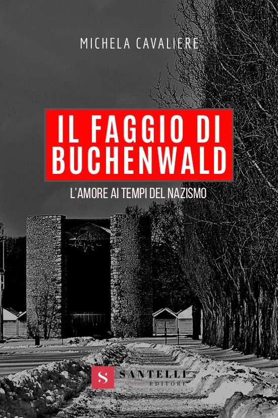 Il faggio di Buchenwald, Michela Cavaliere - cover front