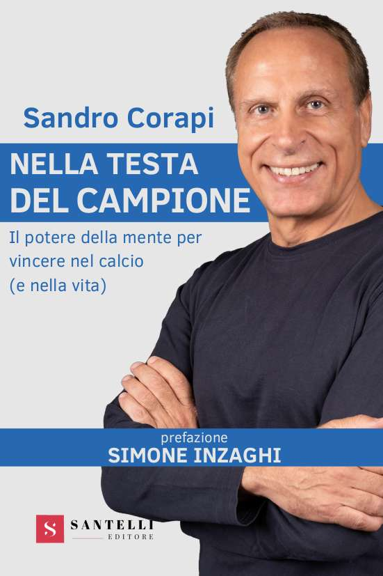 9788831255738 Nella testa del campione, Sandro Corapi - cover front