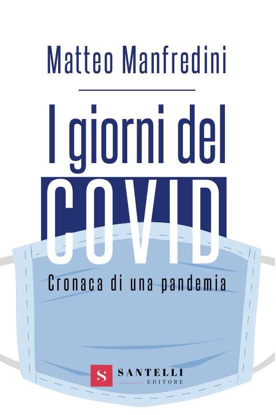9788892920057 I giorni del covid, Matteo Manfredini - cover front