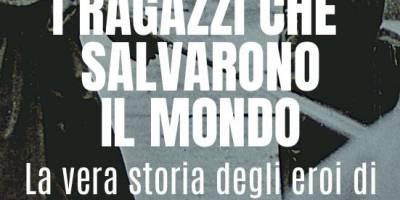 """DA AUTORE AD AUTORE: RECENSIONE DI ANTONIO DE CRISTOFARO DEL LIBRO """"I RAGAZZI CHE SALVARONO IL MONDO"""" DI AMEDEO BARBAGALLO"""