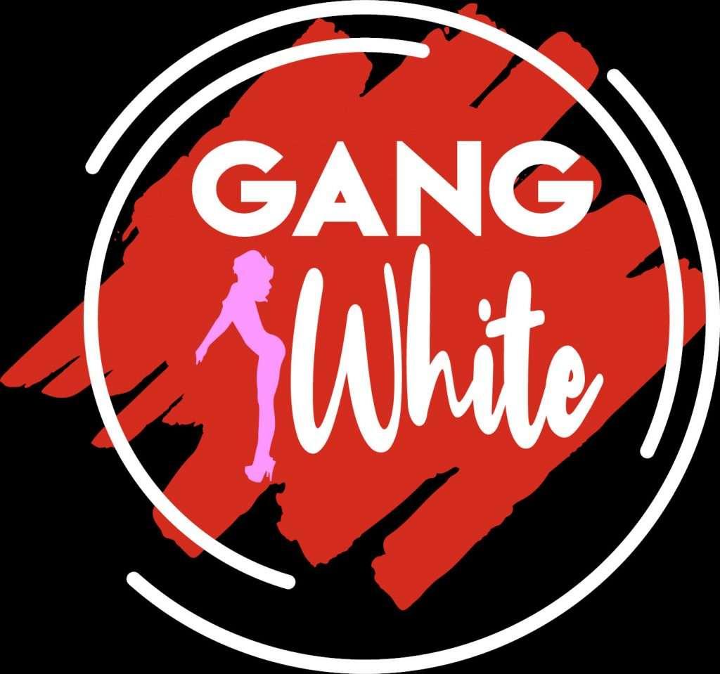 GangWhite Logo